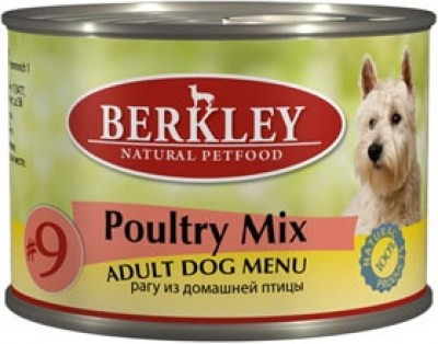 adult poultry mix
